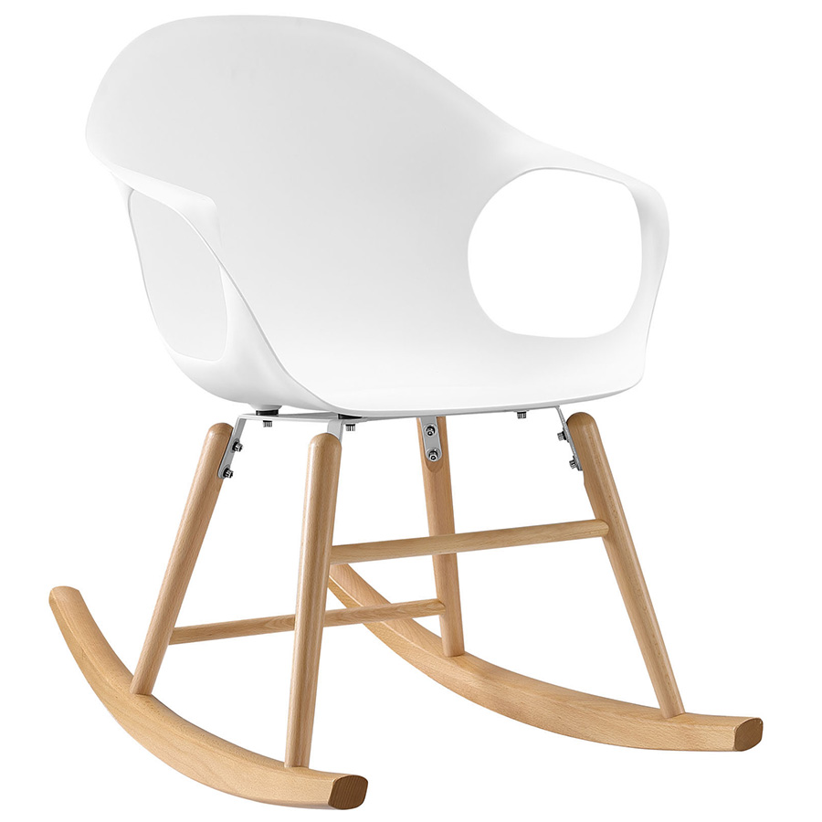 Sacramento Modern Rocking Chair