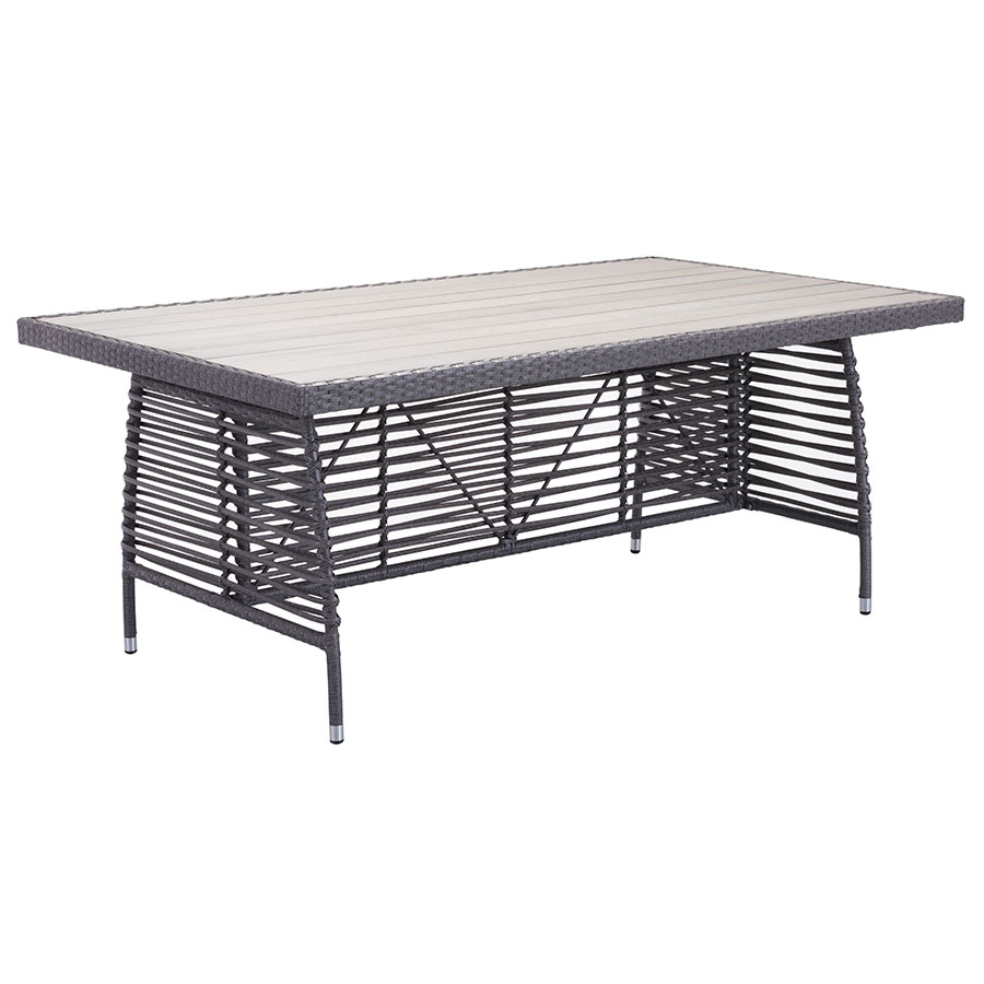 Samir Modern Outdoor Dining Table