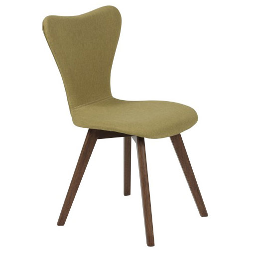 Sanne Modern Green Dining Chair