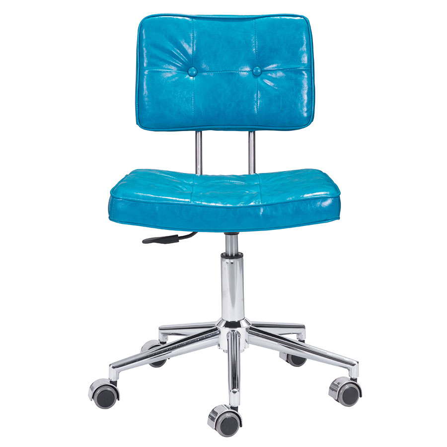 Santeri Blue Contemporary Office Chair