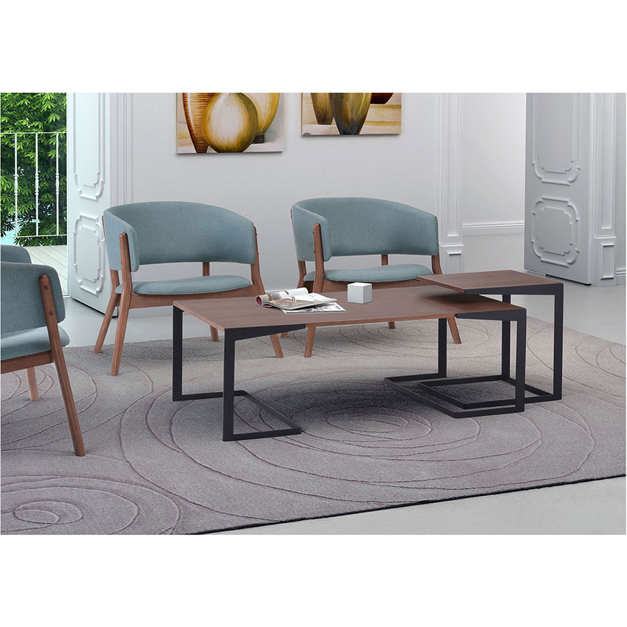 Santiago Modern Occasional Tables