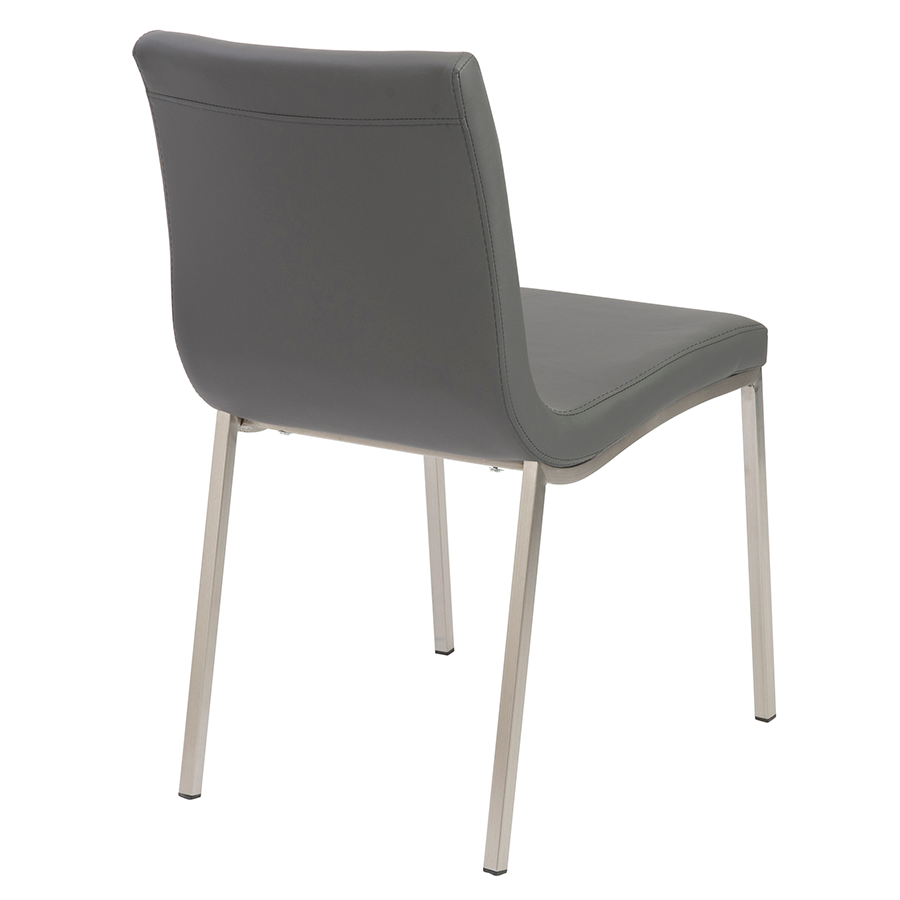 Scott Gray Contemporary Side Chair