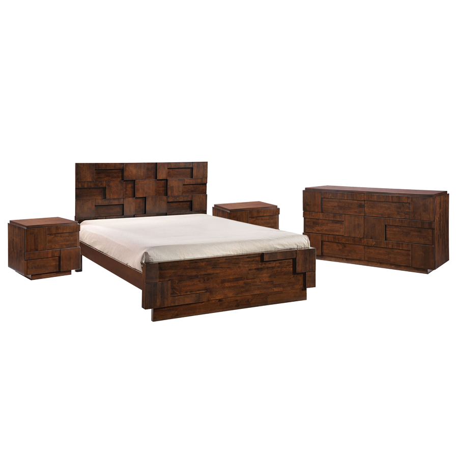 Shamus Modern Bedroom Set