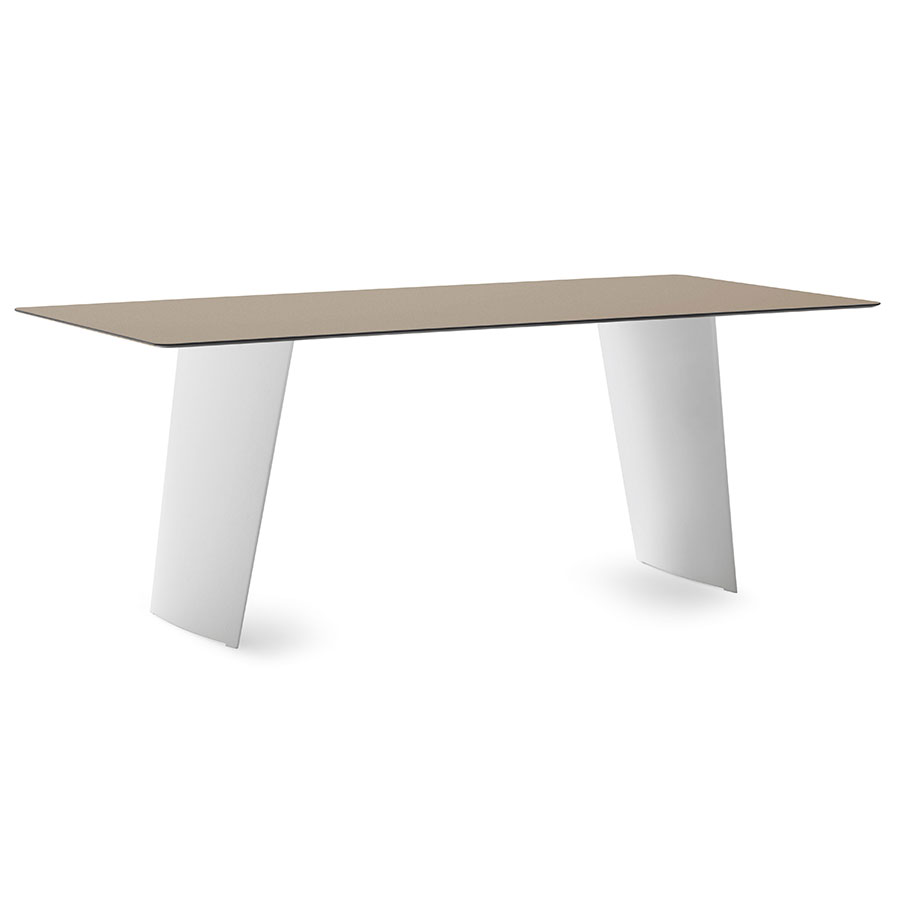 Shannah Tan Modern Dining Table