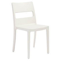 Shannon Modern Dining Chair in Linen