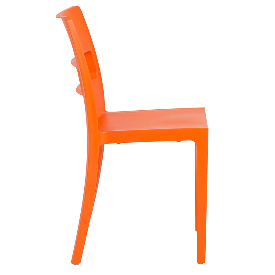 Shannon Modern Dining Chair - Side View