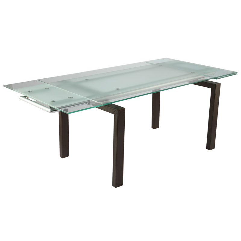Shelby Brown Modern Extension Table ON SALE