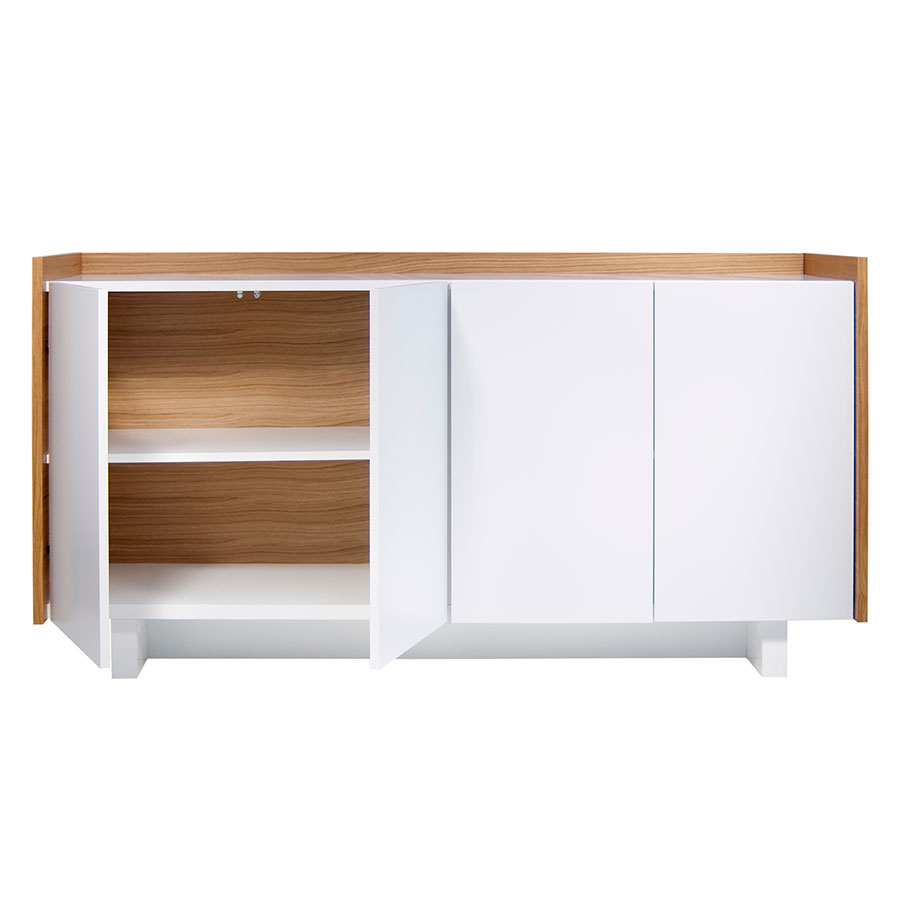 Skin Contemporary Sideboard Open Two