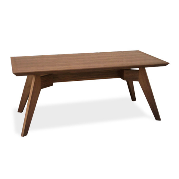 Span Walnut DIning Table by Gus Modern