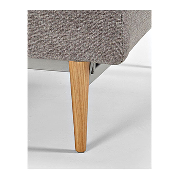 Innovation Splitback - Styletto Light Wood Legs