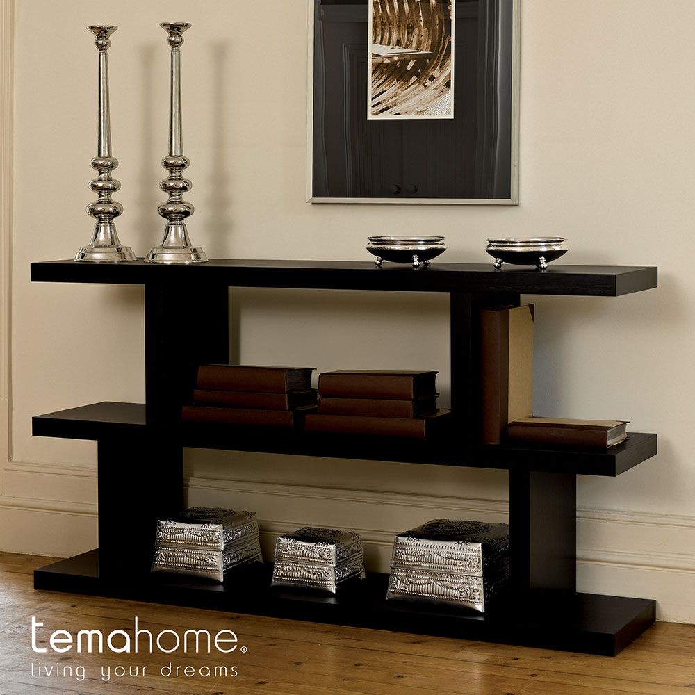 Step Low Bookcase by TemaHome
