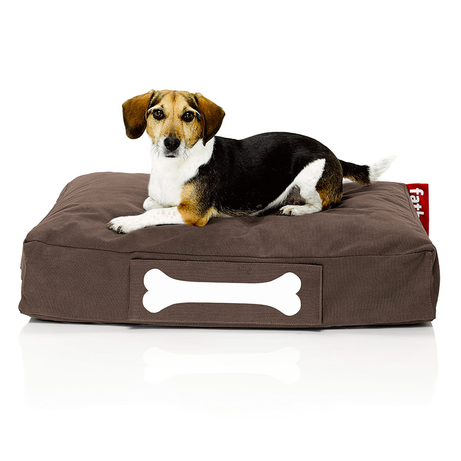 Fatboy Small Dog Bed in Brown