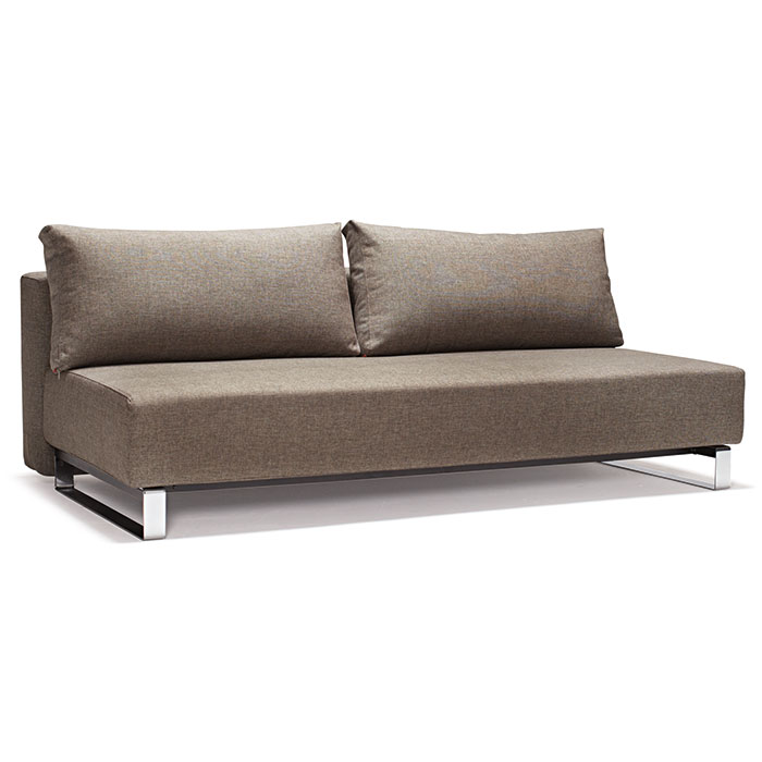 Supremax Sleek Excess Queen Sleeper in Olive