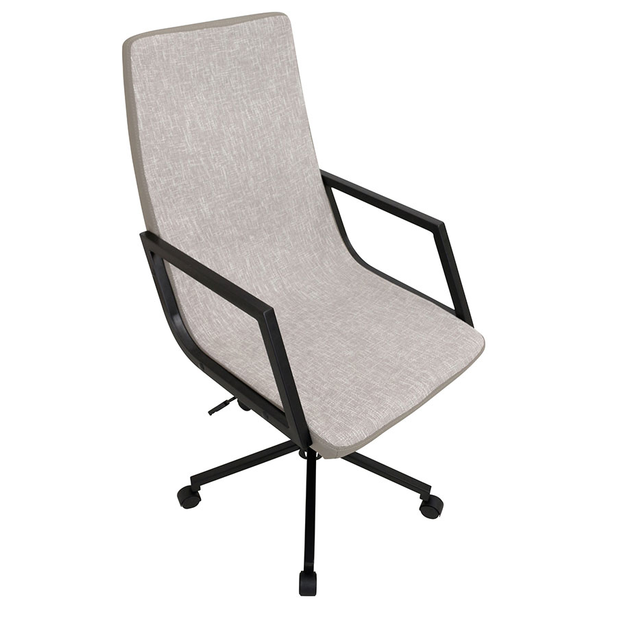 Synergy Contemporary Tan Office Chair