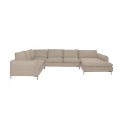 talon modern sectional sofa