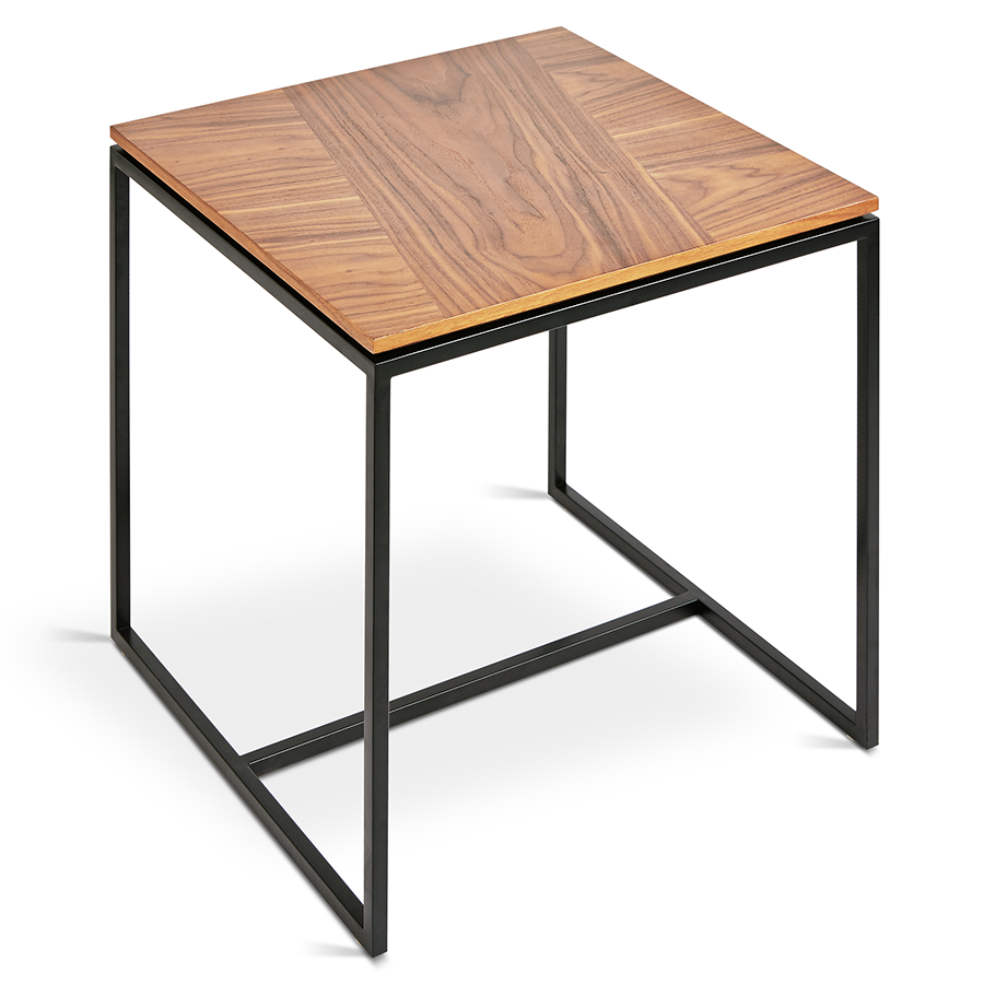 Gus* Modern Tobias Walnut End Table