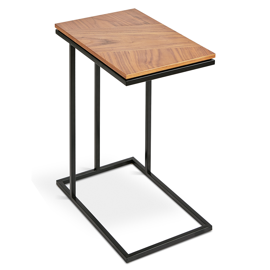 Gus* Modern Tobias Walnut Nesting Table