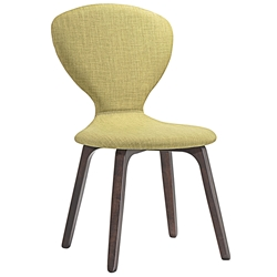 Tomorrow Contemporary Green Dining Chair