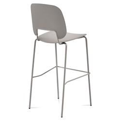 Trajan Tan Modern Counter Stool