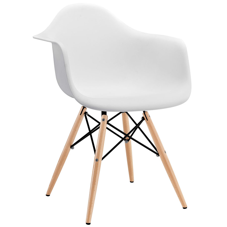 Truss Modern Arm Chair