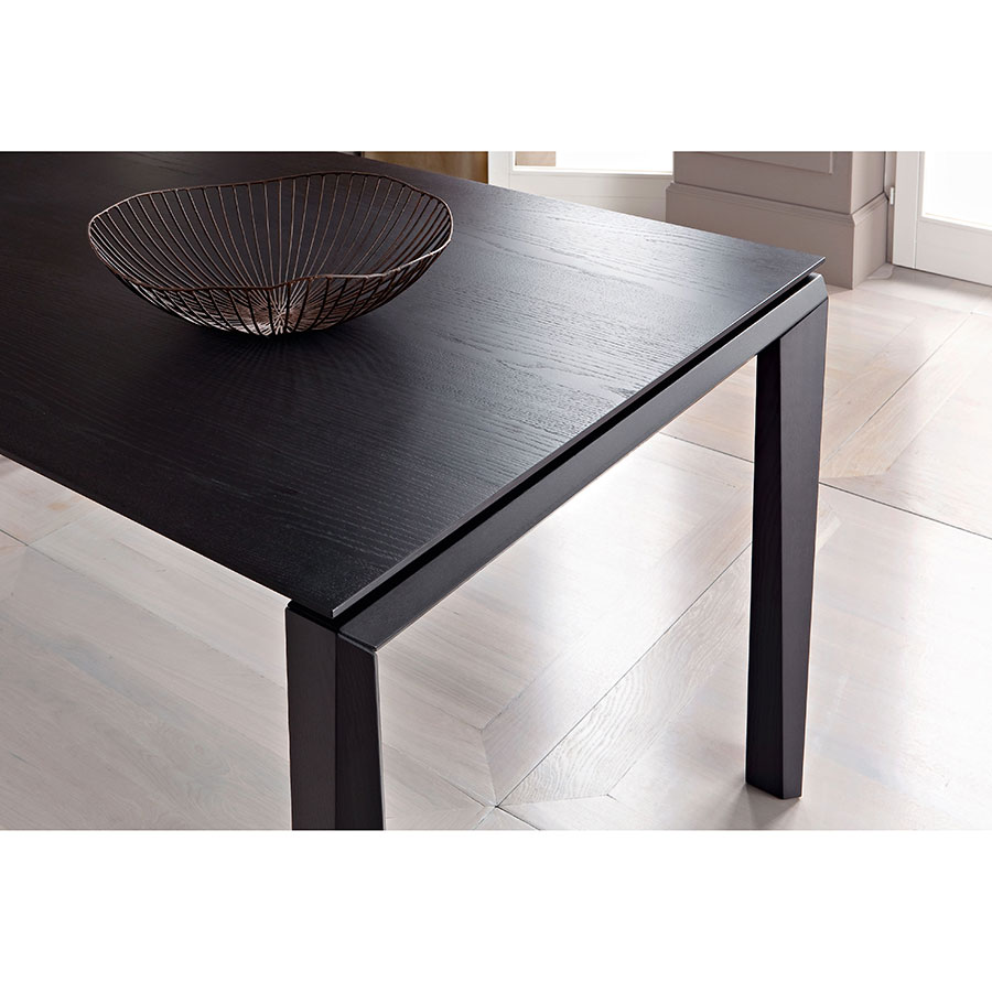 Unice Wenge Modern Extension Table Room