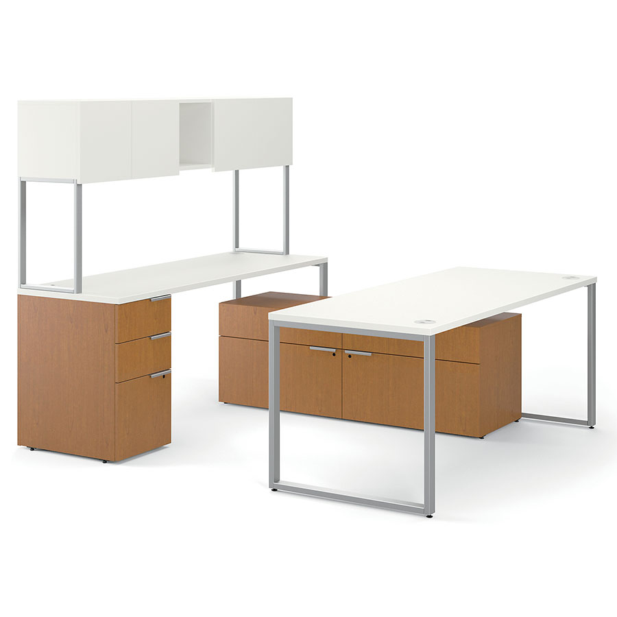 Velocity 72x30 Modern Desk as Part of a Group