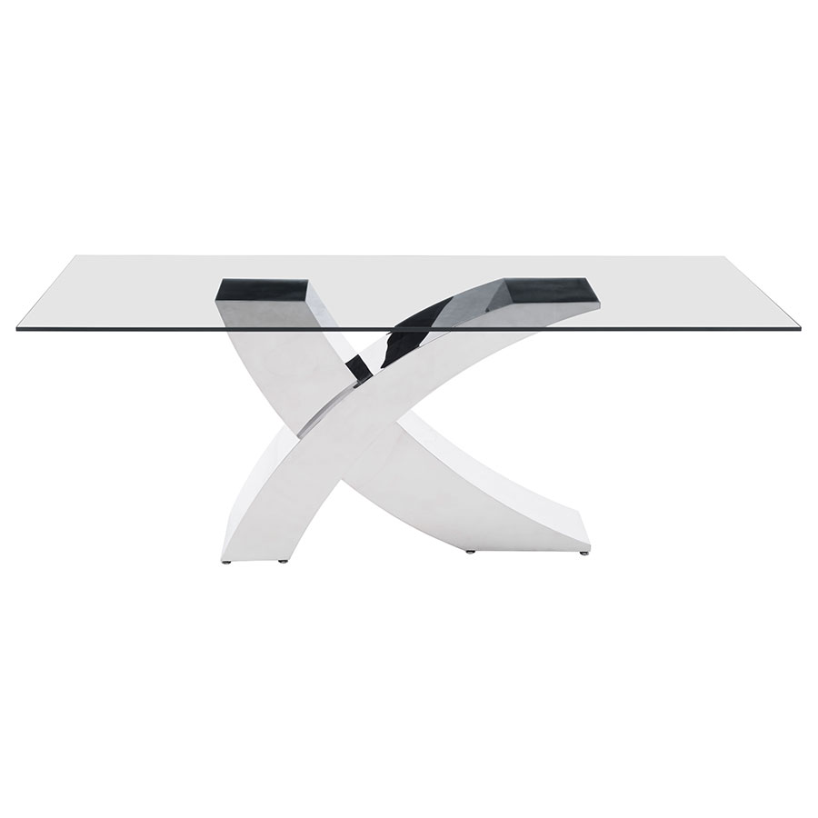 Waldus Contemporary Dining Table