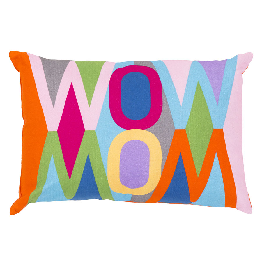 Wow Modern Accent Pillow