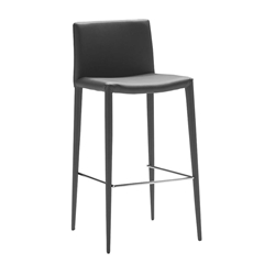 Zelda Modern Gray Counter Stool
