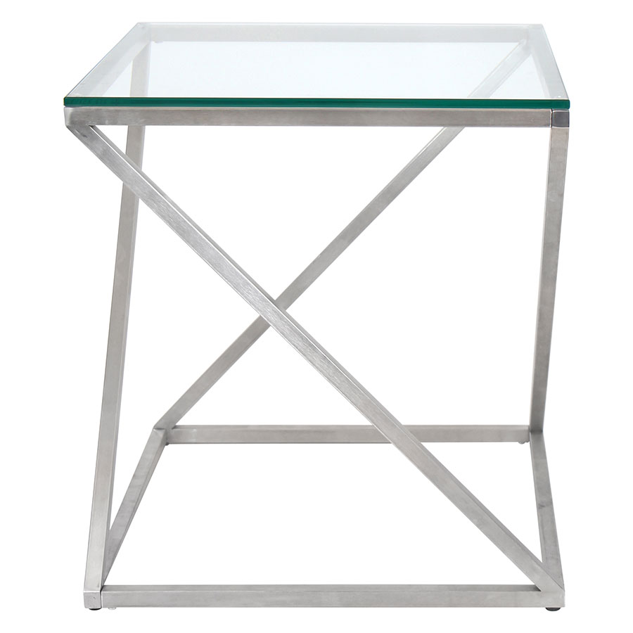Zora Contemporary End Table