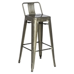 alejandro modern industrial bar stool