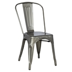 alexandra modern industrial dining chair