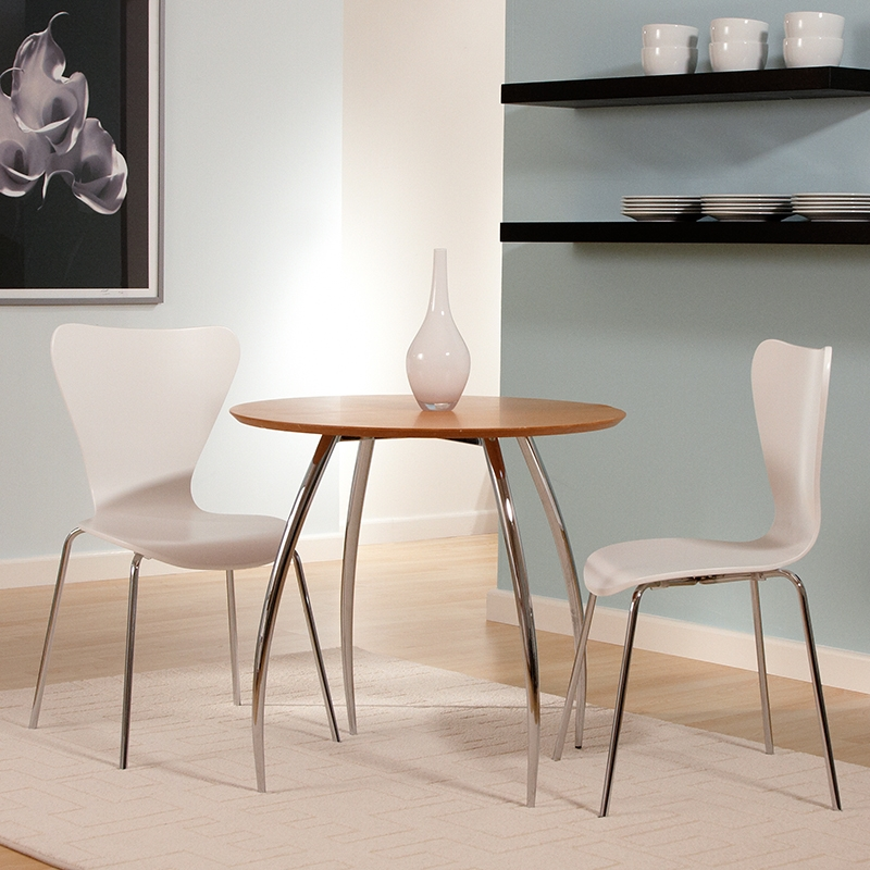 Biloxi Modern Bistro Table + Terrell Chairs
