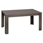 Block Modern Dining Table in Oak