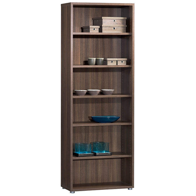 Bock Tall Modern Bookcase