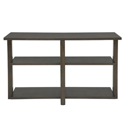 burro contemporary console table