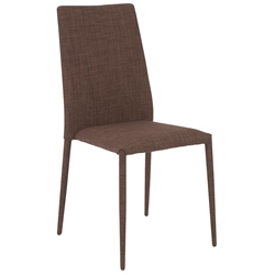 Chester Modern Brown Dining Chair