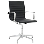 Classic Modern Conference Chair in Black