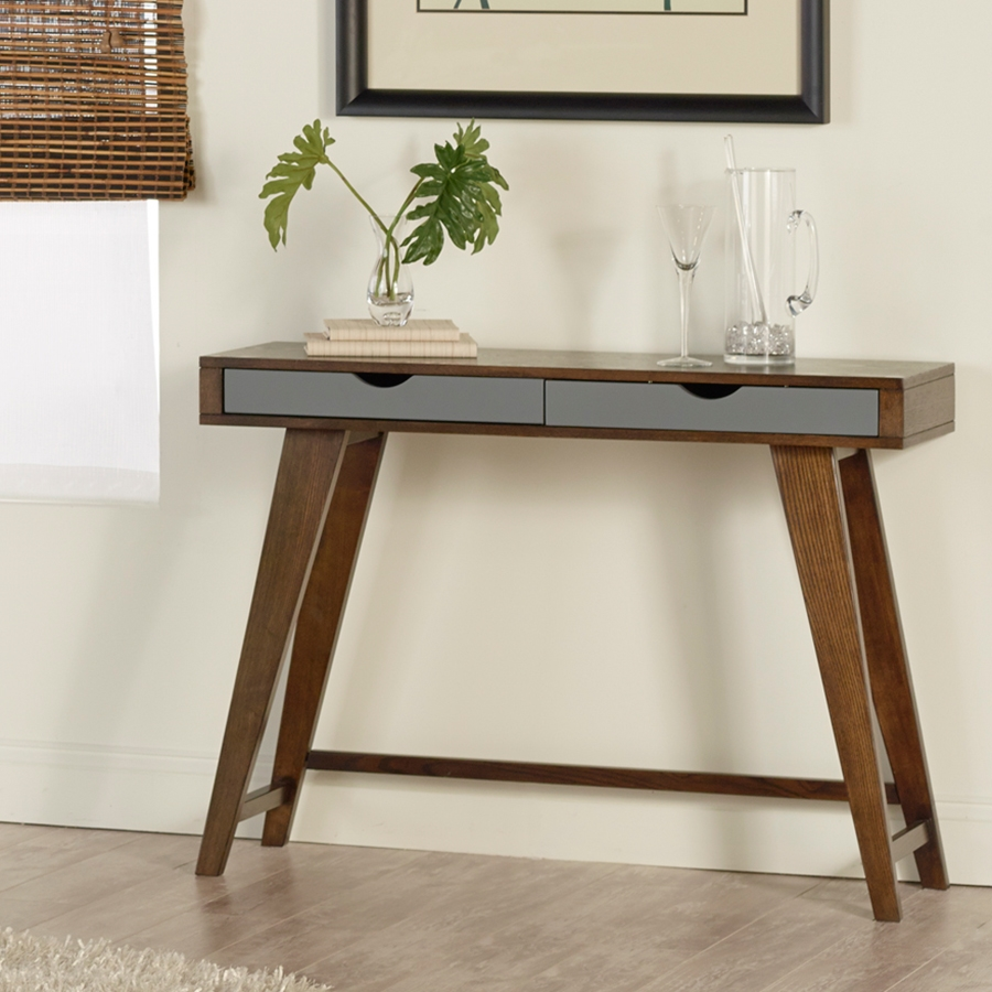 Damascus Modern Console Table with Drawers