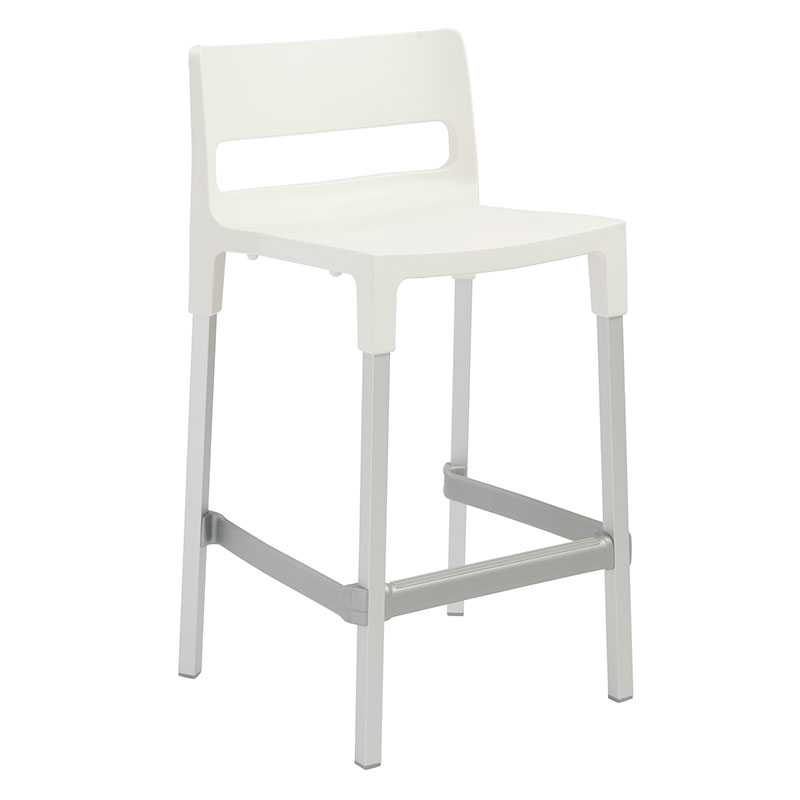 Danbury Modern Outdoor Counter Stool