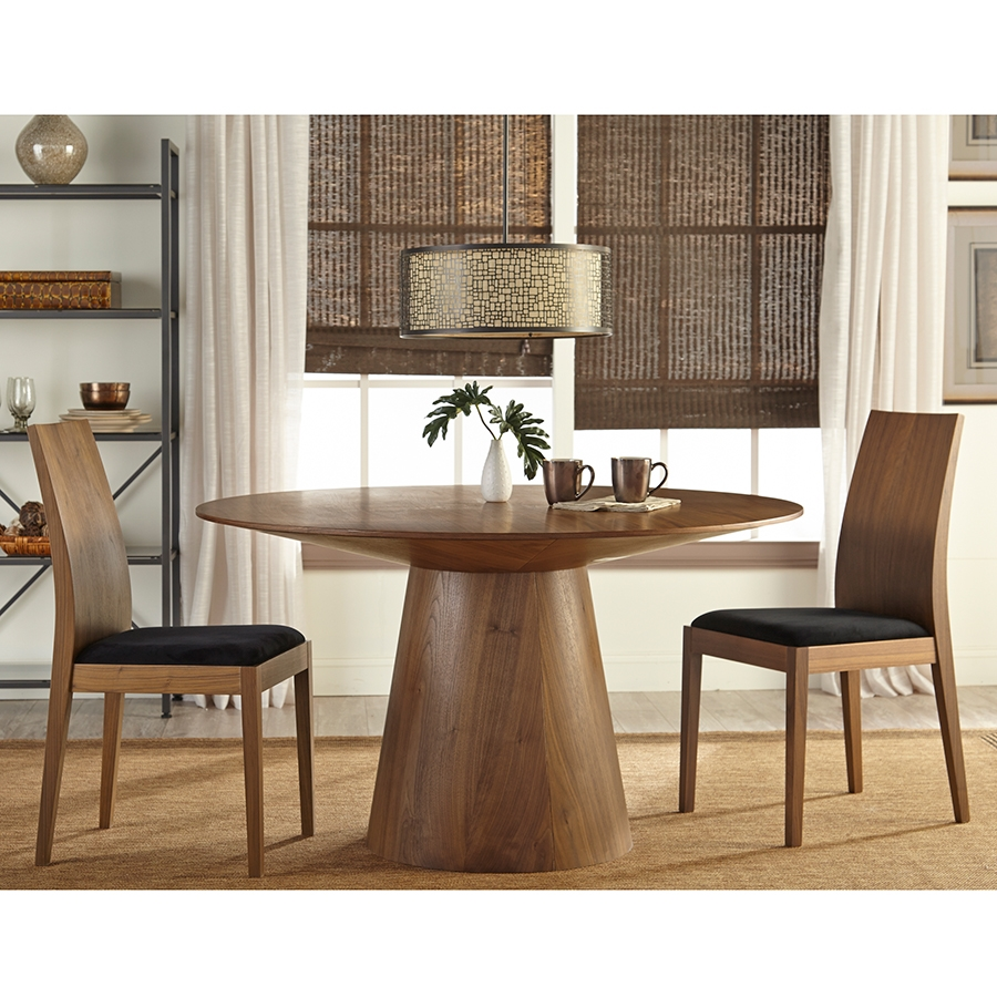 Denison Chairs + Westerly Dining Table