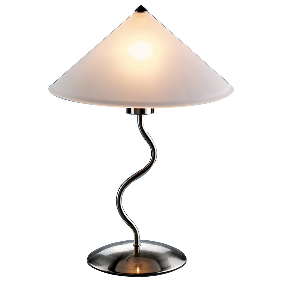 Contemporary Table Lamps - Dorothy Touch Table Lamp