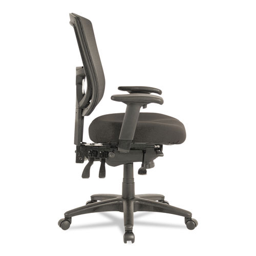 Easton Low Back Modern Office Chair - Side View