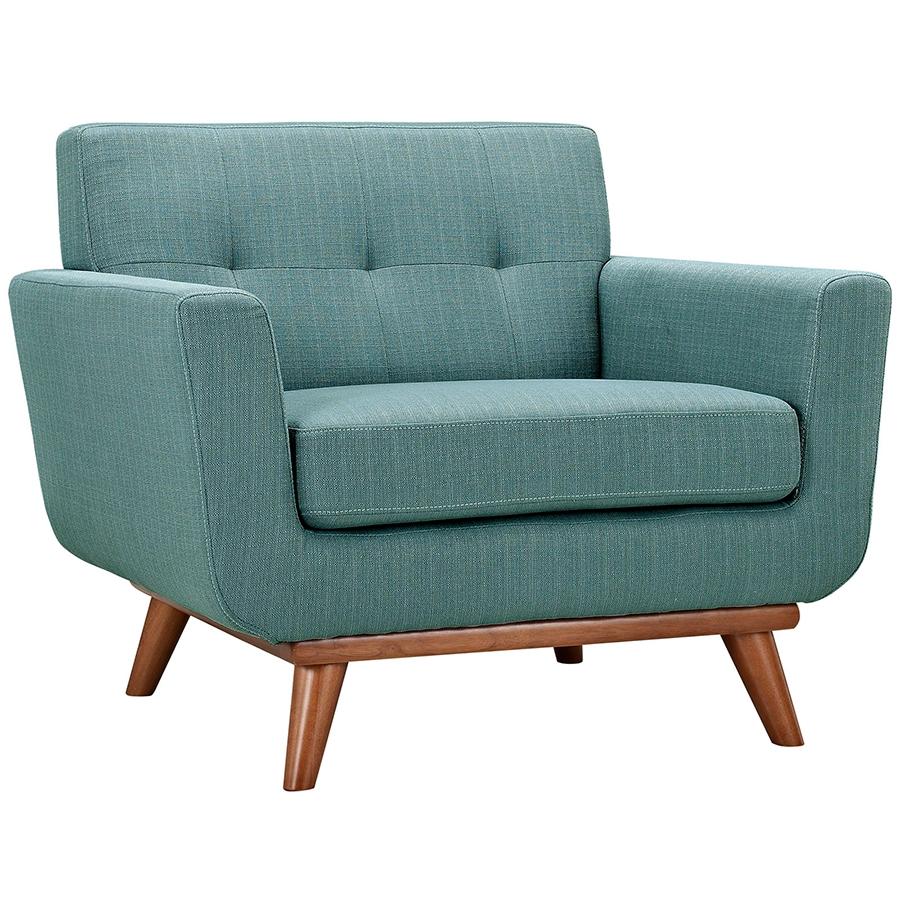 Empire light blue chair modern lounge chairs eurway