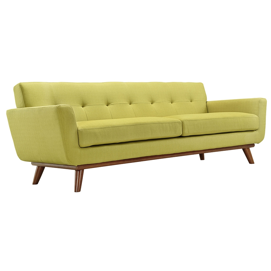 Empire Wheatgrass Modern Sofa