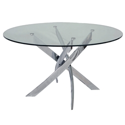 frisco modern dining table