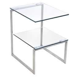 gus modern end table