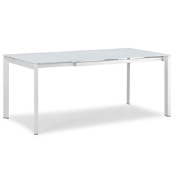 Hagar Modern Extension Table - Extended View