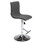 Ian Modern Adjustable Bar Stool