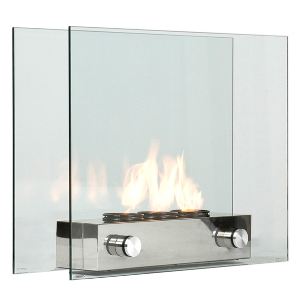 Laney Modern Indoor Outdoor Portable Fireplace Eurway